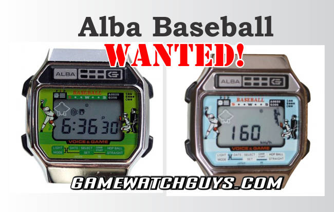 ALBA BASEBALL GAME WATCH